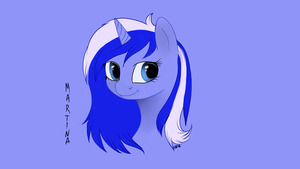 Martina (Commission) by ChickenBrony