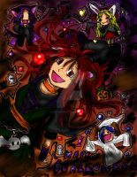 Happy Halloween 2011 by MistPower101