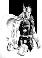 Thor Sketch by Habjan81