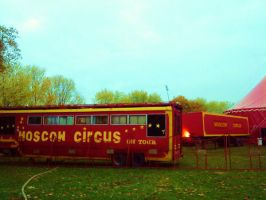 Moscow circus by Zelfje