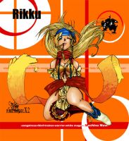 Rikku Request-Finished by sketchoboy
