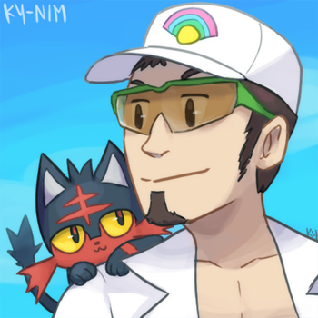 Commission: Jwittz in Pokemon Sun and Moon??? by ky-nim