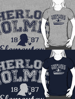 Holmes Elementary T-Shirt Design by s-k-roberts