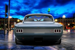 66 Mustang by lovelife81