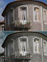 Stylizing Retouch Before and After Lanscape by Krisu00r34