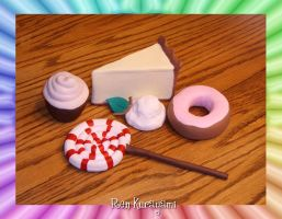 Clay Food- All by RKdesign1314