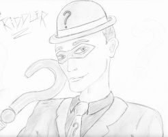 Riddler by blindfaith311