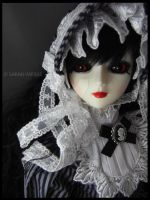 $555 Ball Joint Doll - Lizzy by Sarah-Vafidis