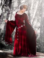 Queen Morgause by Costurero-Real