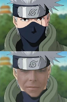 Kakashi is David Bowie by PukyBear