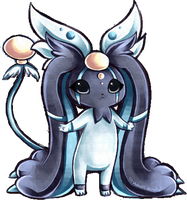 Fakemon: Bunice by Midna01