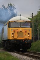 The Class 56 by CJSutcliffe