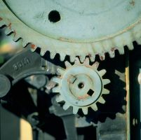 Interlocking Gears 4360849 by StockProject1