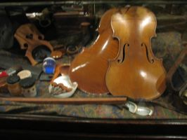 Violin Parts I by LithiumStock