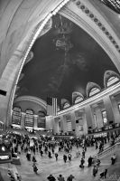 Grand Central by jnati