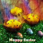 Happy Easter 2011 by ceciliay
