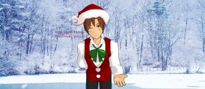 Will you be my Christmas Present? by Silvia-x-Gaara