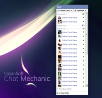 VasanSoft Chat Mechanic by VasanRajeswaran