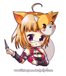 Trickster Fox by CplSquee