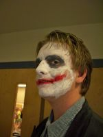 Joker Face by OhSweetSerenity71892
