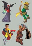 Dungeons and Dragons 1 by bigjackstudio