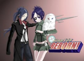 Mukuro and Chrome by SC2Battousai