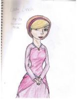 Lady Linah by MousieDoodles