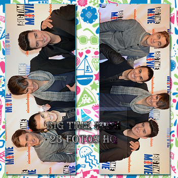 PhotoPack #56 Big Time Rush by HipstaPls