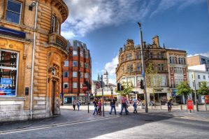 City Corners HDR by nat1874