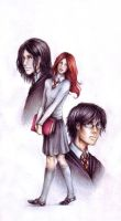 +Lily's Choice+ by Achen089 by HogwartsArt