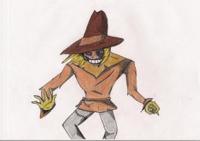 Scarecrow by JokerAgentChaos