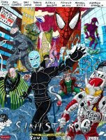 The Sinister 6 by mcp100