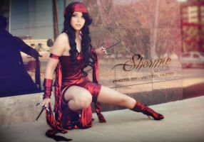 Elektra Natchios by Shermie-Cosplay