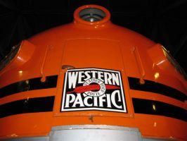 Western Pacific 913 Face shot by kevin2472