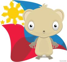 Pinoy Tarsier by NewbieMe