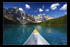We All Live In A Yellow Canoe by Meema