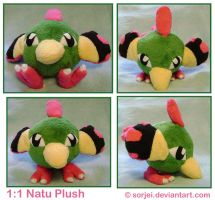 Lifesize Natu by sorjei