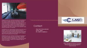 Brochure by shameerkpsha