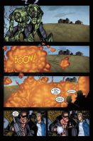 Sequential Page Comic Num 6 by Arzuza