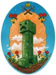The Religion of Minecraft by oo0shed0oo