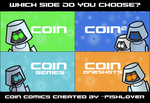 COIN Buttons by Fishlover