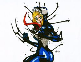 She Venom by MikeES