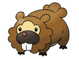 Monstrous Bidoof by RennEnte
