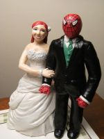 Spidy and MJ's Wedding- 1 by Kashana86