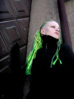cyber hair i by torveniusphoto