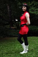 Videl Battle of the Gods cosplay by Elita-01