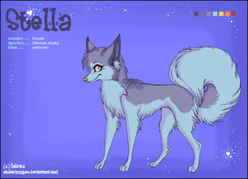 S t e L L a - cHaracTeR SheeT by stolenimages