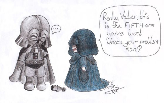 Why Vader? by Yues-Woman