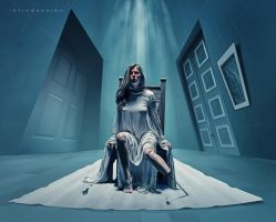 Enslavement of beauty by StigmaChina