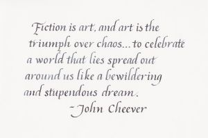 John Cheever - Fiction is Art by MShades